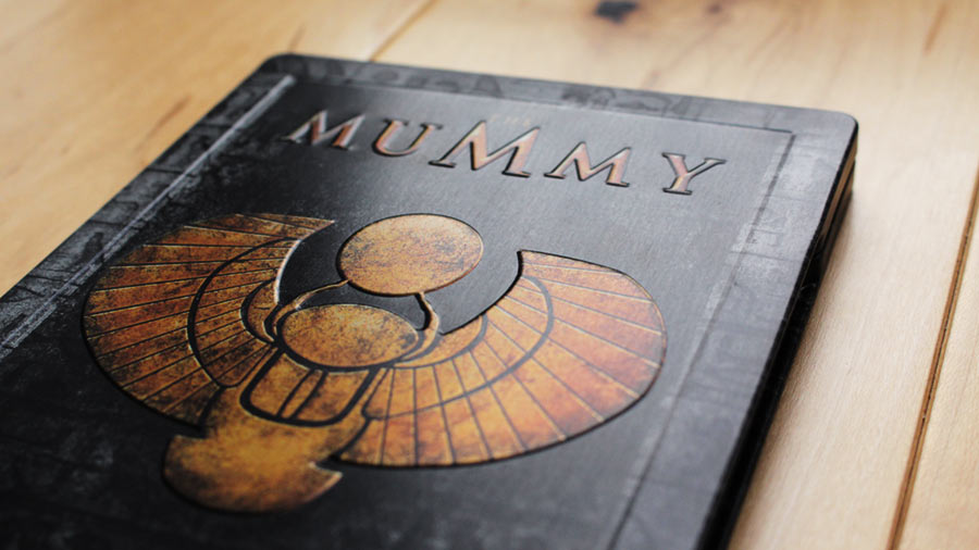 Mummy steelbook 3