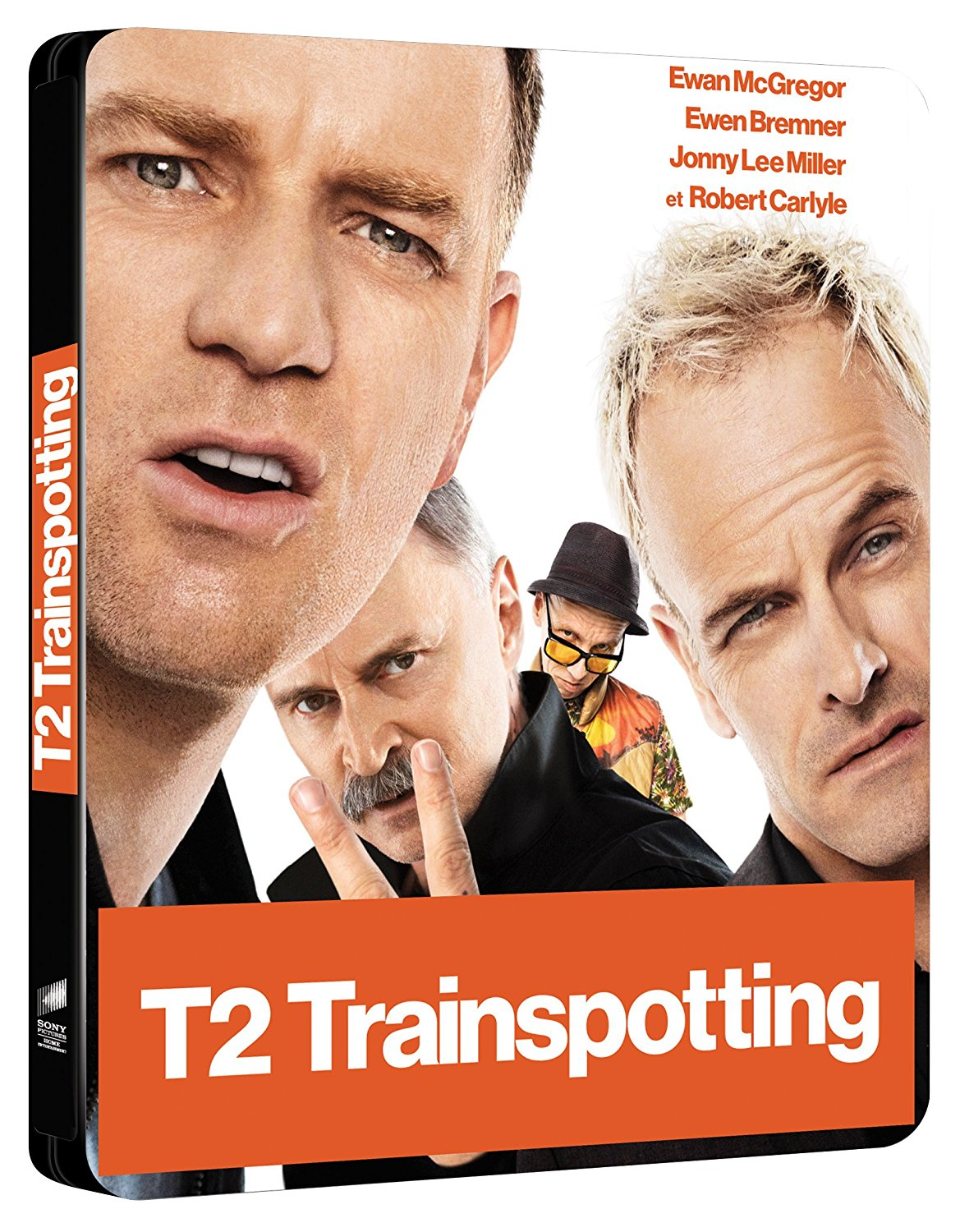 Transpotting T2 steelbook IT