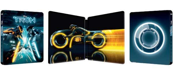 [Débats / BD] Les Blu-ray Disney en Steelbook Tron-Legacy-steelbook-zavvi