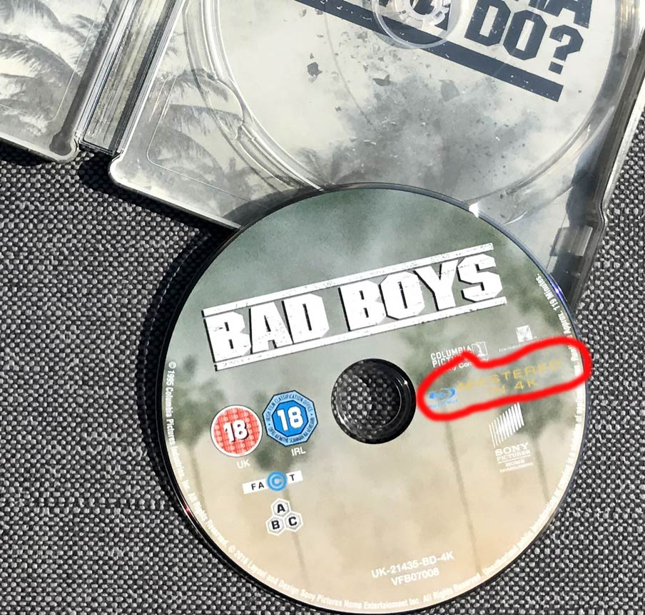 Bad Boys steelbook 6