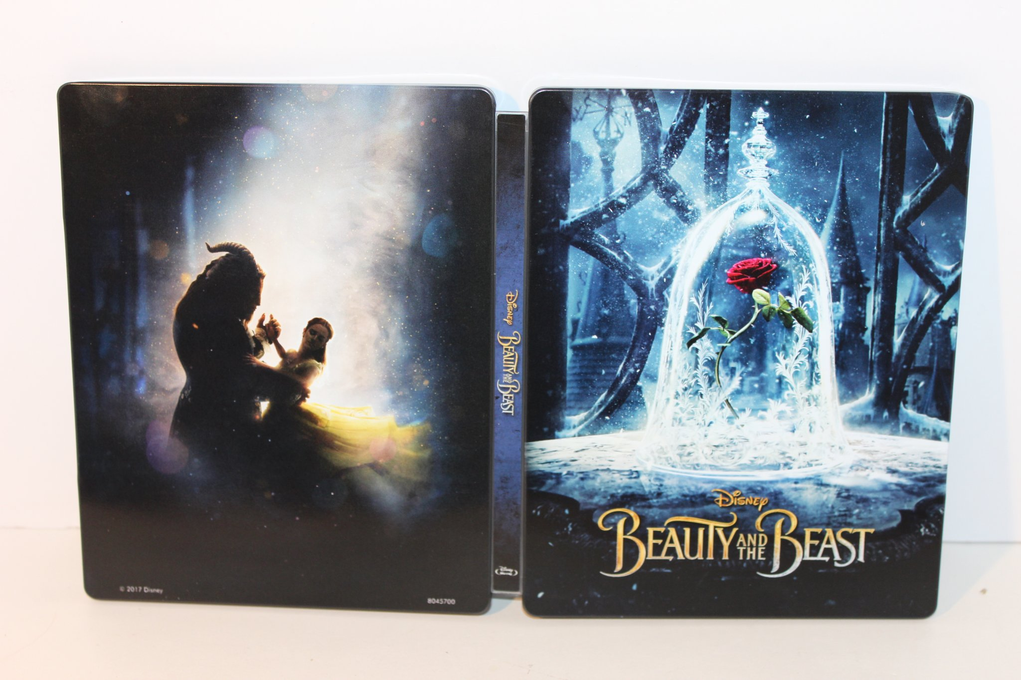Beauty Beast steelbook bestbuy 1