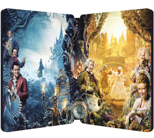 Beauty and the beast 2017 steelbook