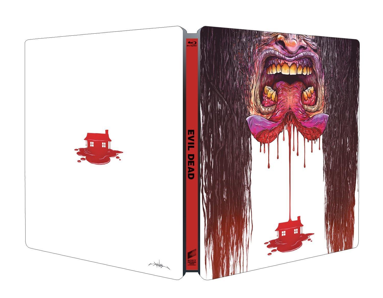 Evil Dead steelbook it