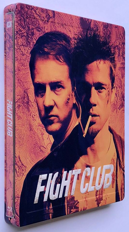 Fight Club steelbook Manta Lab 1