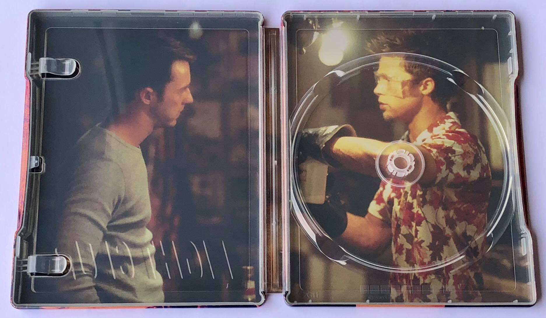 Fight Club steelbook Manta Lab 5