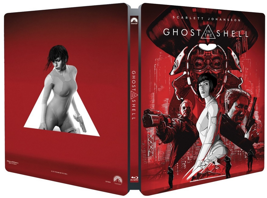 Ghost in the Shell steelbook 2
