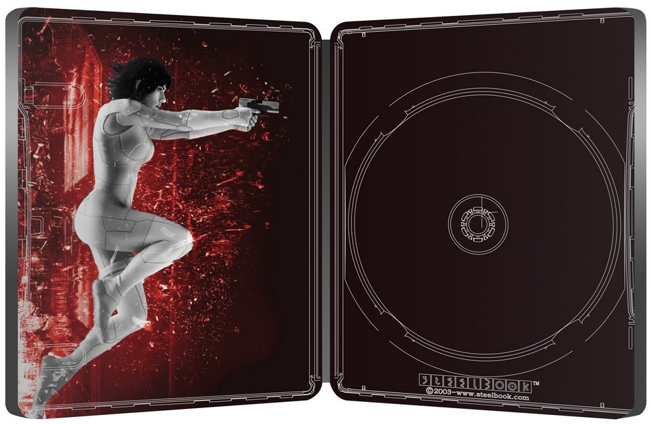 Ghost in the Shell steelbook 3