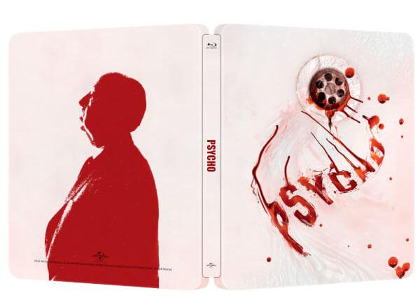 Psycho steelbook 2