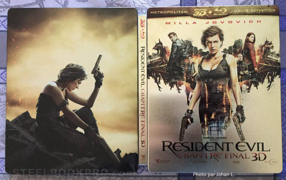 Resident-Evil-Chapter-Final steelbook fr 1