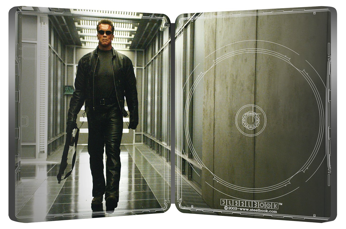 Terminator 3 steelbook it 2