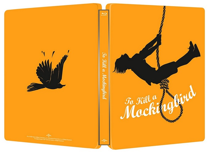 To Kill Mockingbird steelbook 1