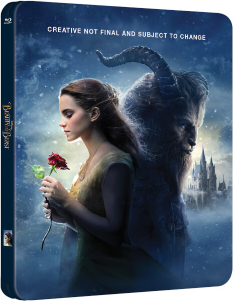 beauty-and-the-beast-steelbook zavvi