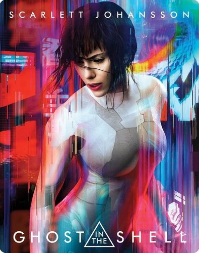 Ghost in the Shell steelbook
