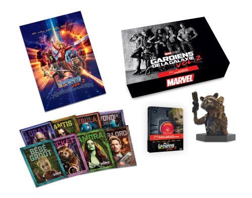 Guardians Galaxy Vol.2 steelbook