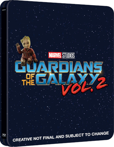 Guardians of the Galaxy vol.2 steelbook zavvi