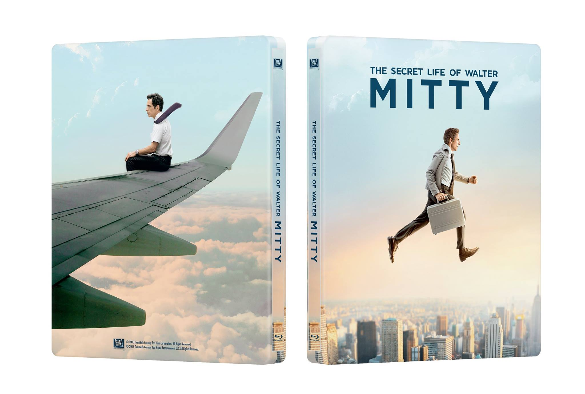 Secret Life Walter Mitty steelbook