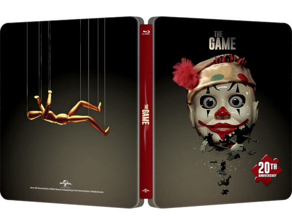 The Game Steelbook 1