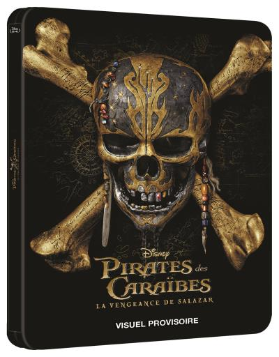 Pirates Salazar steelbook fnac