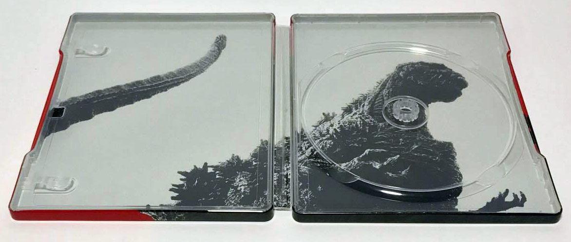 Shin Godzilla steelbook DE 2