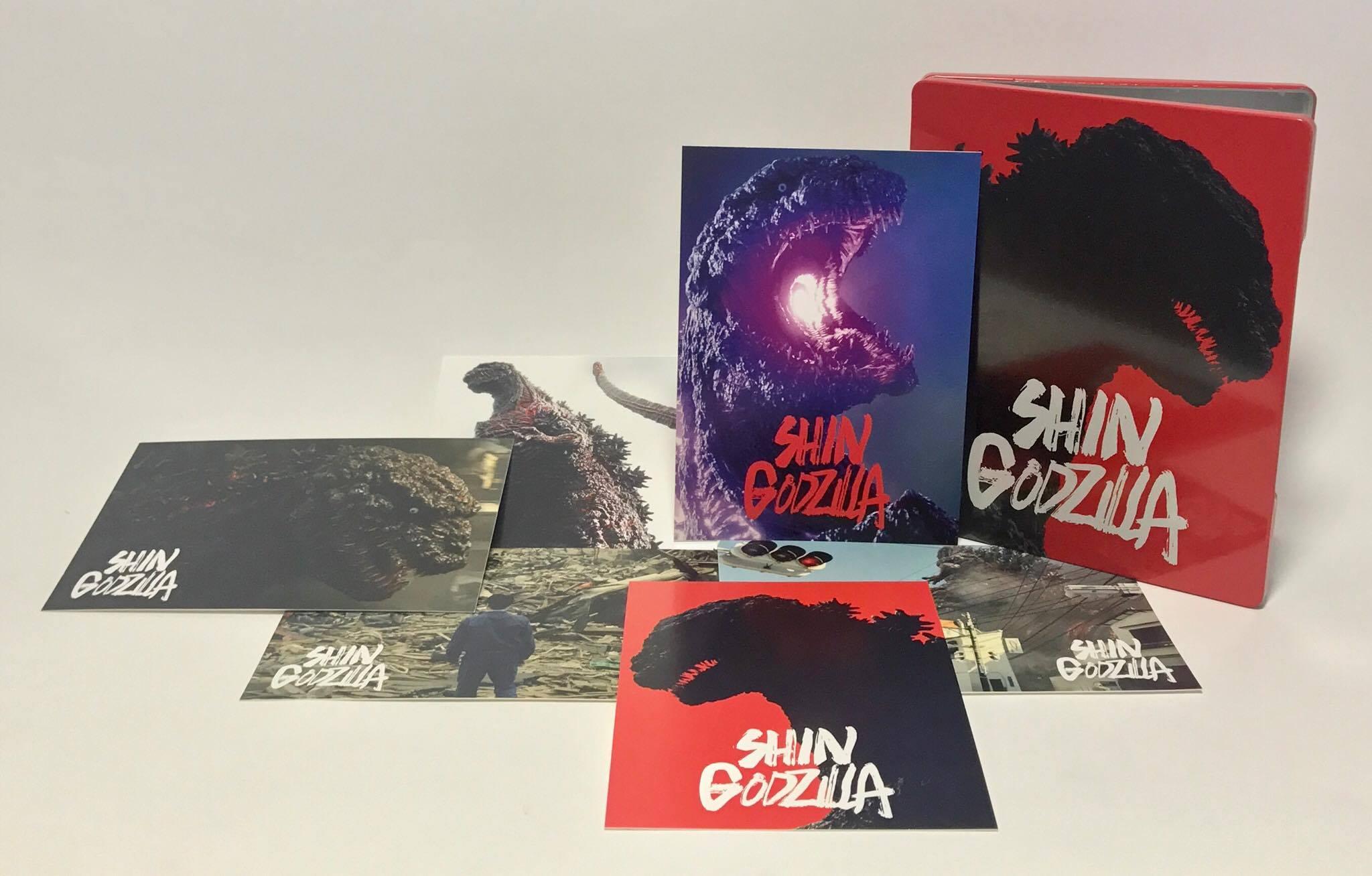 Shin Godzilla steelbook DE 4