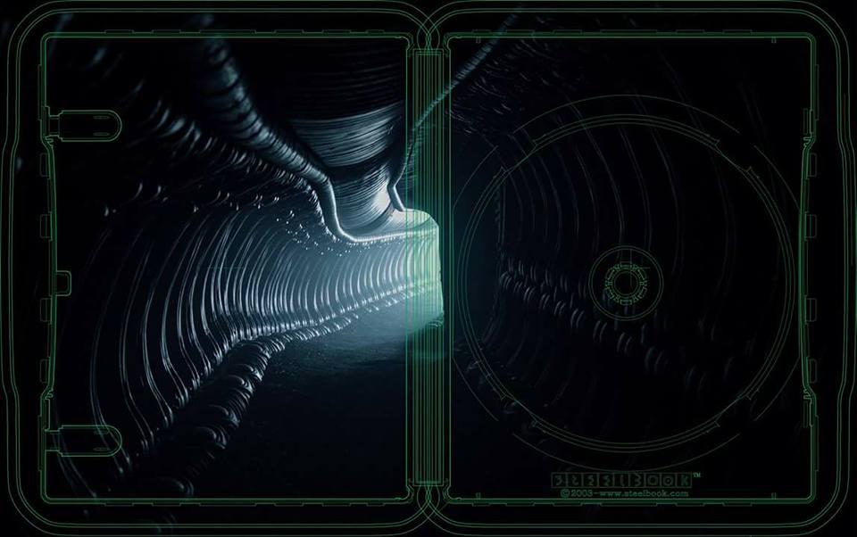 Alien Covenant steelbook 2 filmarena