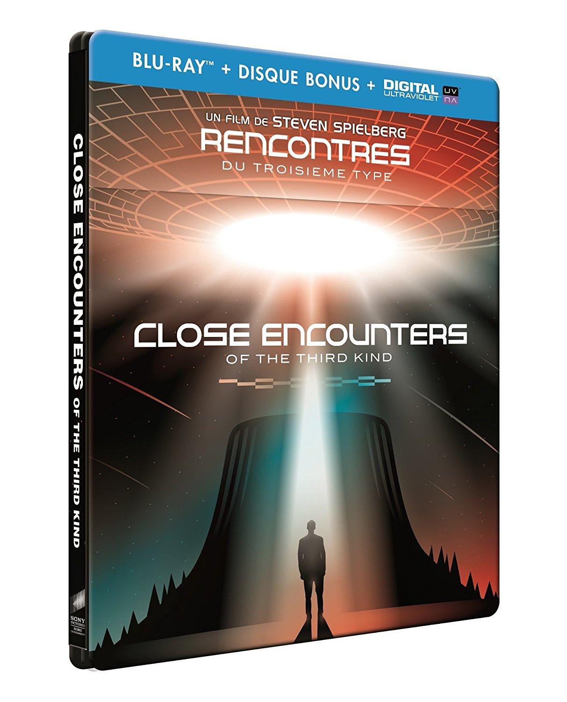 Close Encounters steelbook fr