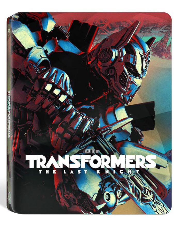 Steelbook-Transformers-The-Last Knight fnac