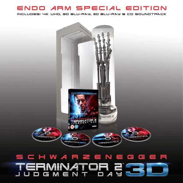 Terminator 2 endoarm