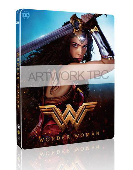 Wonder Woman steelbook HDzeta 1