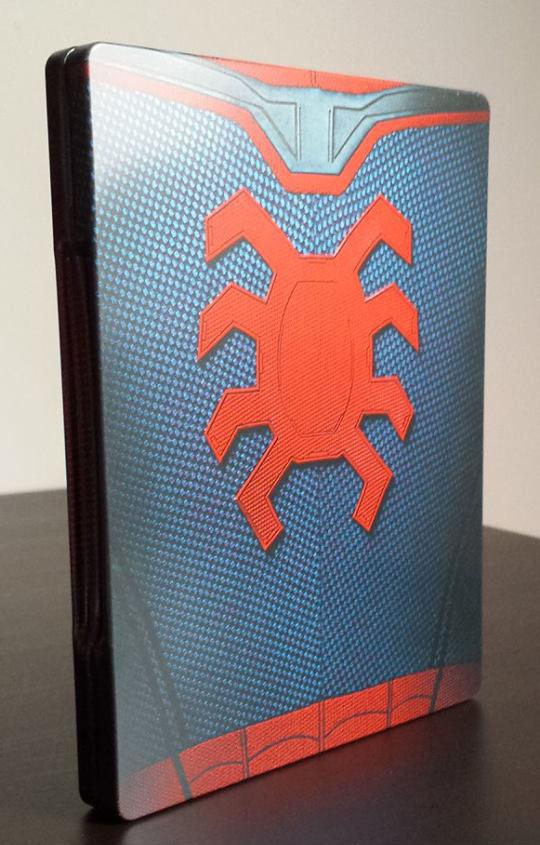 Spider-man Homecoming steelbook magnet 3
