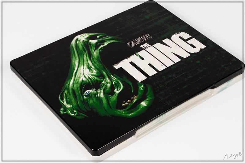 The Thing steelbook UK1