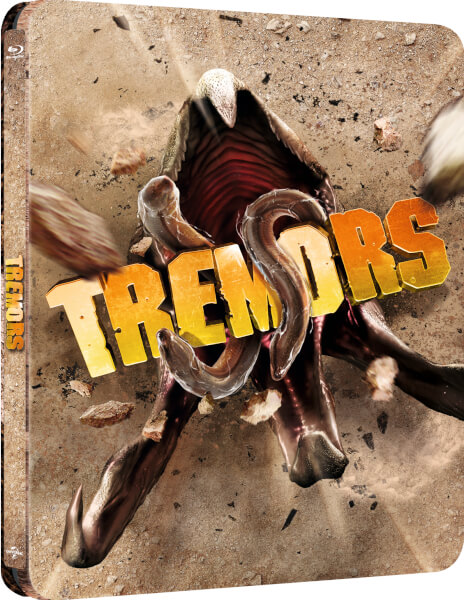 Tremors steelbook zavvi 1