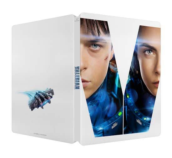 Valerian steelbook 3D 1