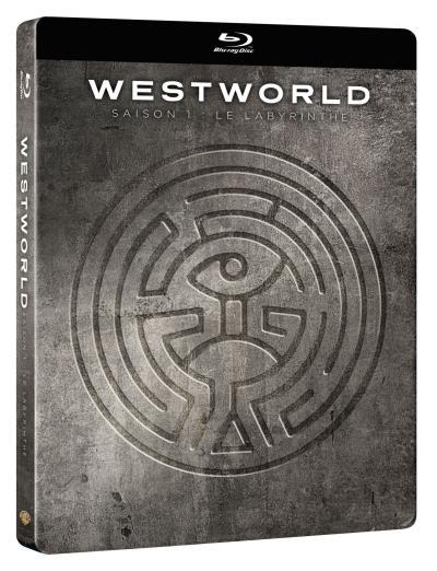 Westworld steelbook