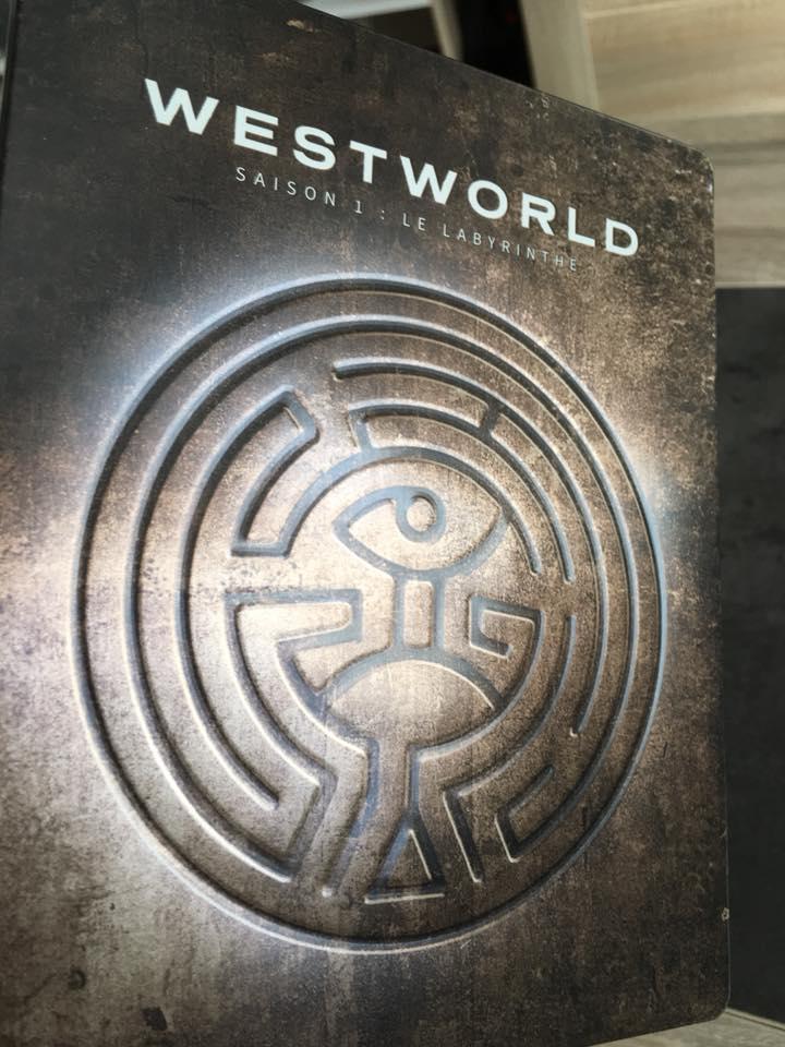 Westworld steelbook 1