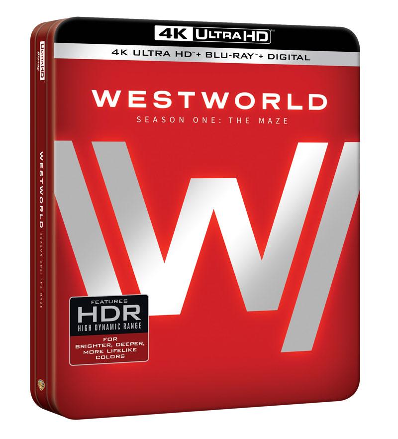 westworld steelbook 4k