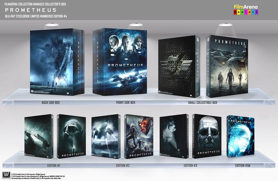 Prometheus steelbook filmarena 2