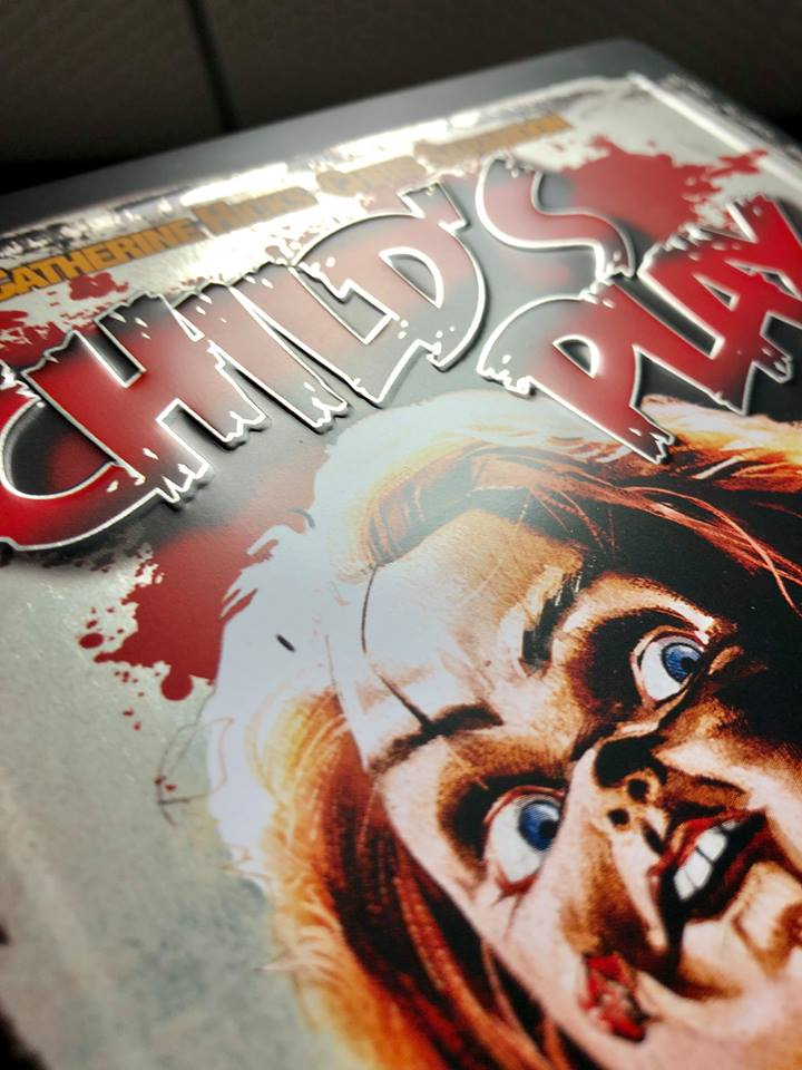 Child's Play steelbook 1