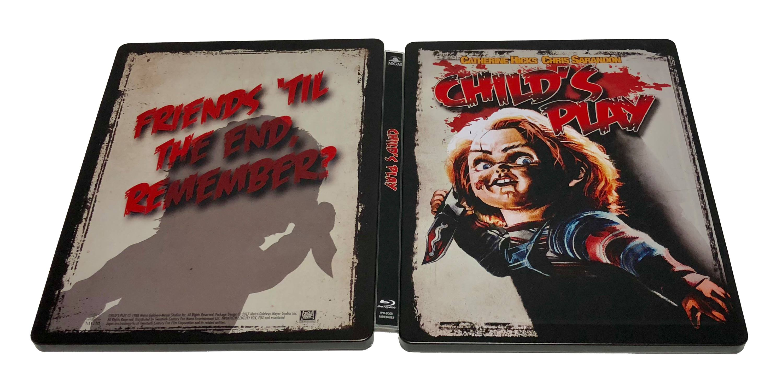 Child's Play steelbook 2