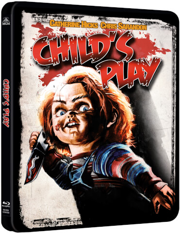 Child's Play steelbook zavvi