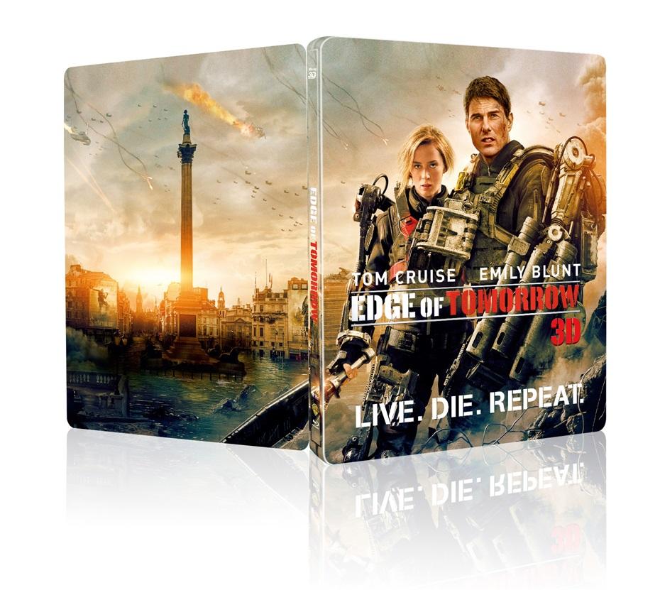 Edge of Tomorrow steelbook HDzeta
