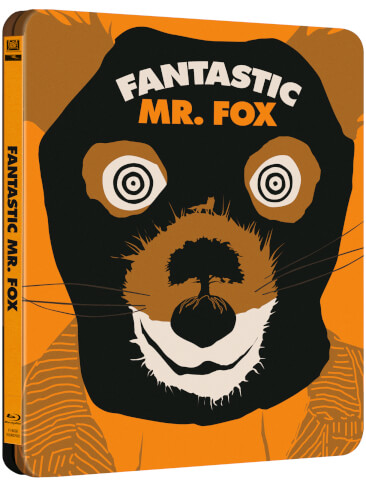 Fantastic Mr. Fox steelbook zavvi 1