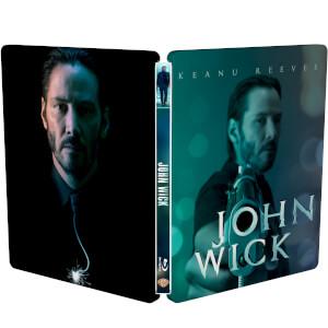 John Wick steelbook zavvi 1