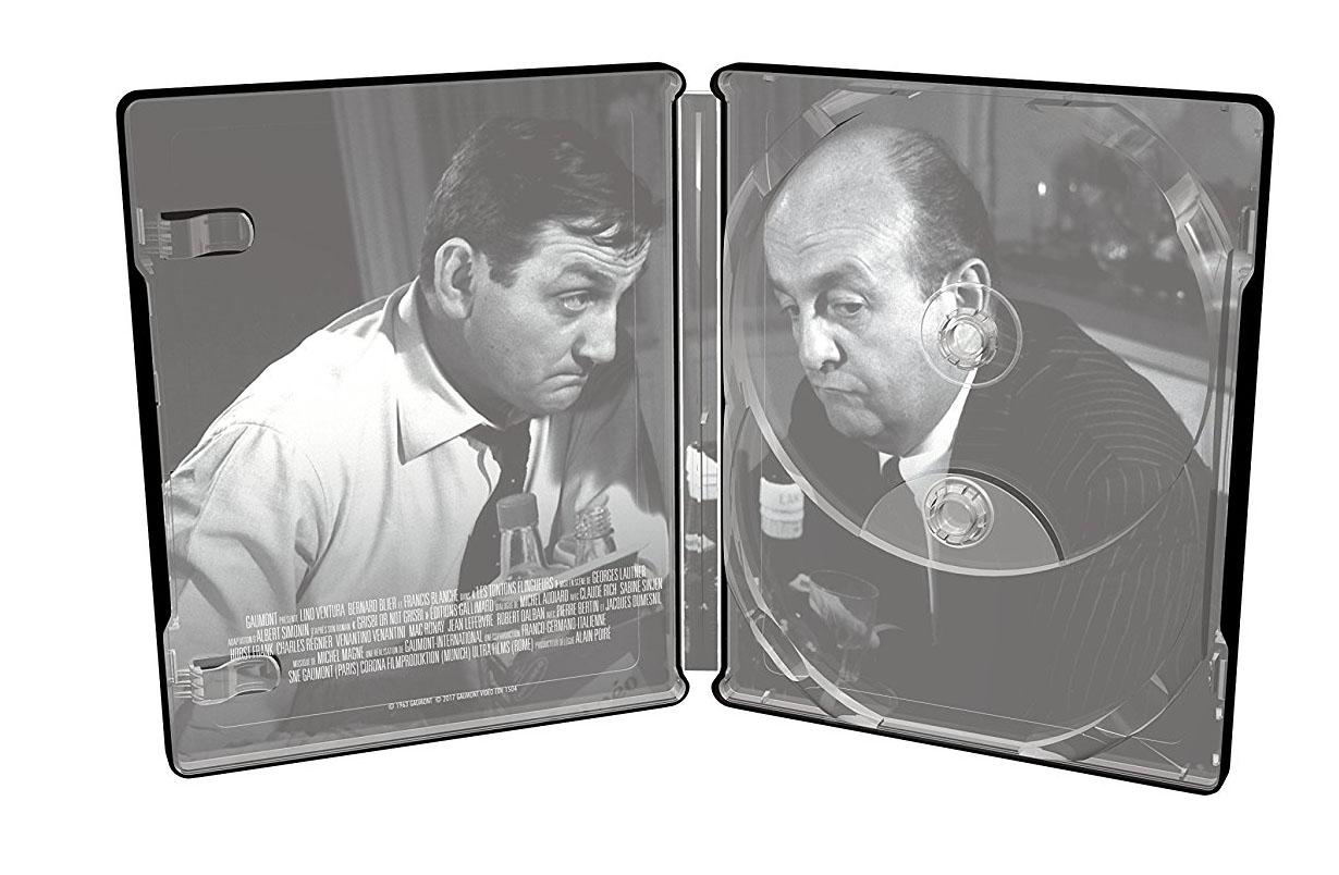 Les Tontons Flingueurs steelbook 2