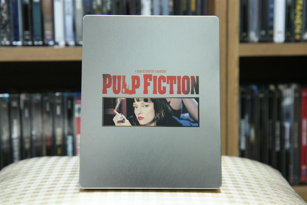 Pulp Fiction steelbook JP 1