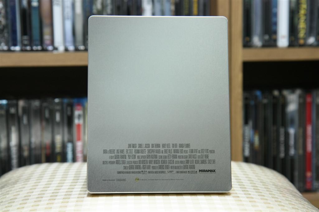 Pulp Fiction steelbook JP 2
