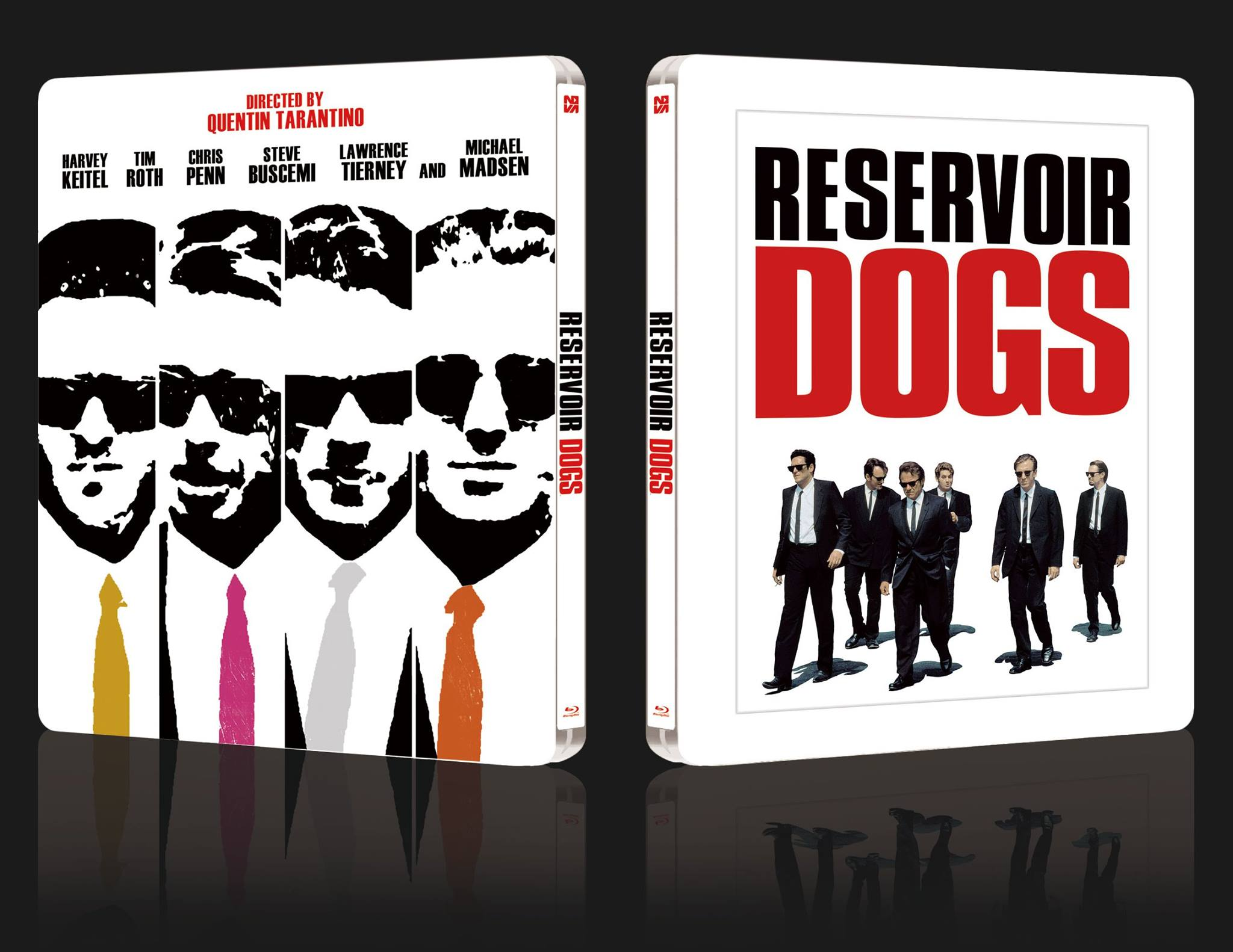 Reservoir Dogs steelbook novamedia 1