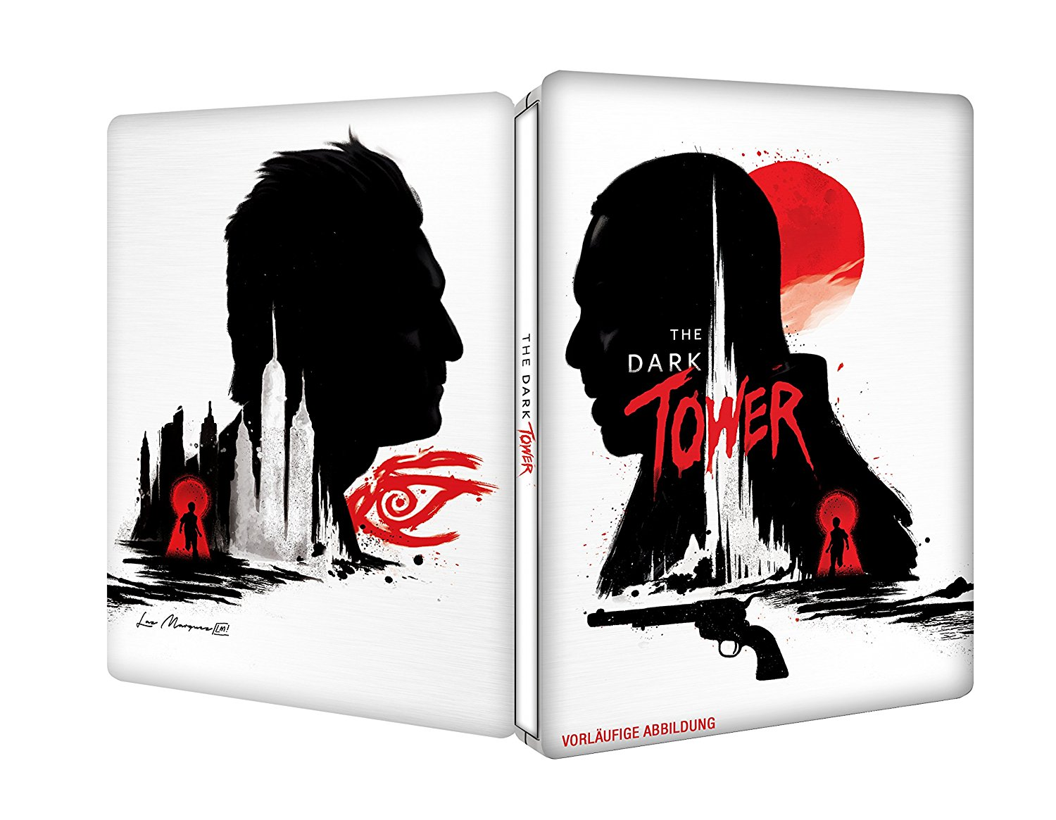 The Dark Tower steelbook DE 2