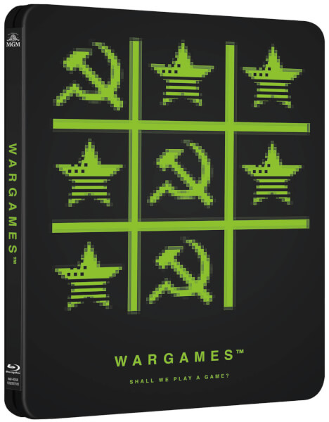 War Games steelbook zavvi 1