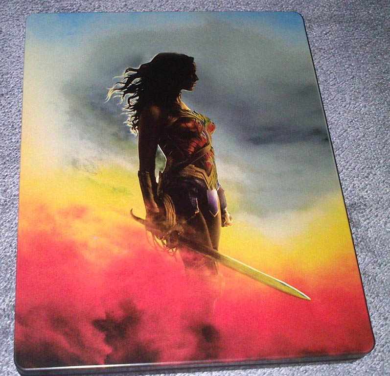 Wonder Woman MediaMarkt steelbook2